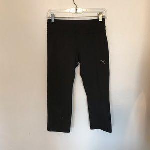 Cropped puma leggings